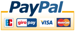 PayPal-Bezahlmethoden-Logo